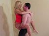 posturas sexuales en pie el abrazo total
