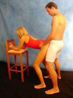posturas sexuales en pie la sorpresa