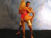 posturas sexuales en pie la bailarina
