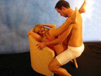 Posturas Sexuales Frontales El Abrazo Frontal